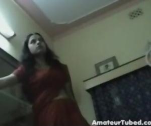 Bengali couple honeymoon video