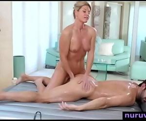 India Summer blonde milf hot fuck 6 min