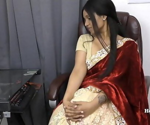 Indian Aunty seducing her nephew POV in Tamil 10 min 1080p