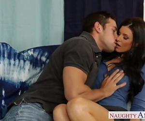 Hot mom India Summer gets pussy fucked and nailed 8 min 720p