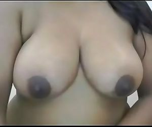what a awesome big tits of indian mature bhabhi 4 min