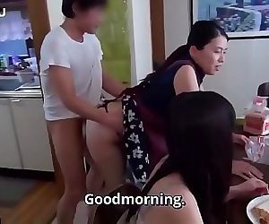 Japanese Boy Every Morning Sex With Mother When Theyre Horny! 15 min