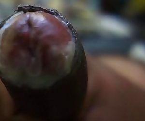 Young Black Cock Juicy Hot 8 sec
