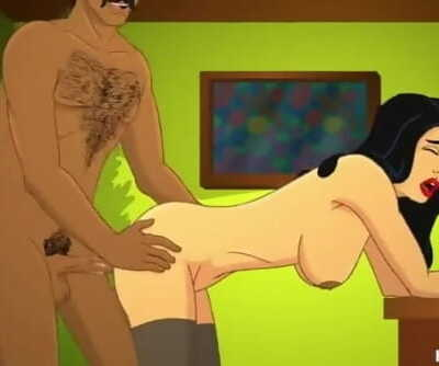 Hot Indian Porn Cartoon