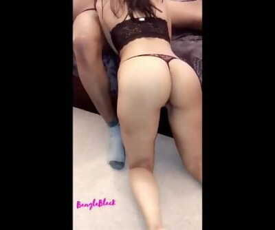 Cheating Wife Bangladesh Fuck BBC for Money she cant Stop Moaning