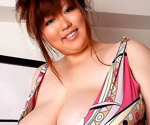 Asian bbw sensation riria misaki posing nad masturbating - part 4212