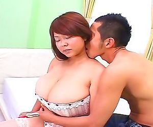 Busty asian with natural monster big tits fucking - part 2472
