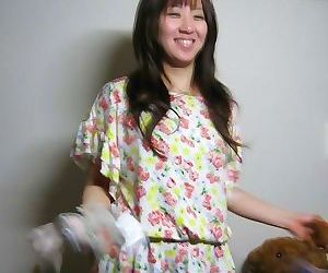 Picture collection of an amateur kinky oriental cutie - part 2203