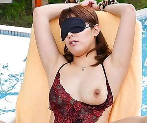 Asian beauty riho mikami in an outdoor fuck action - part 492