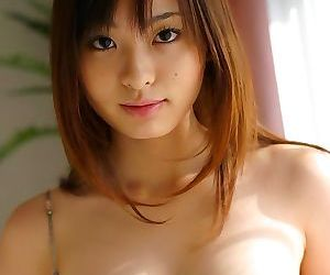 Cute japanese model hikaru koto poses showing tits - part 1678