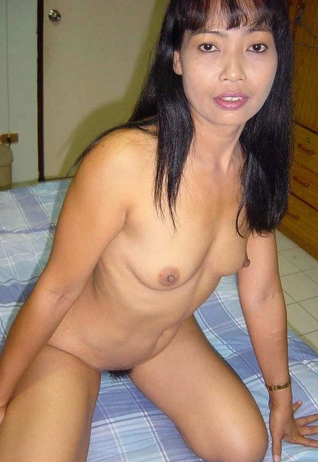 Asian Mature Posing Nude #4