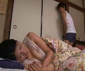japanese sleeping..