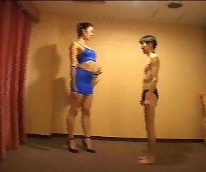 Tall Japanese - Trampling & Mixed..