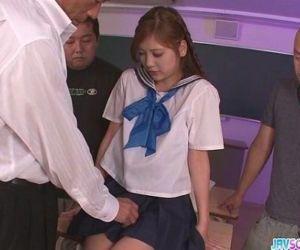 Schoolgirl Yura..