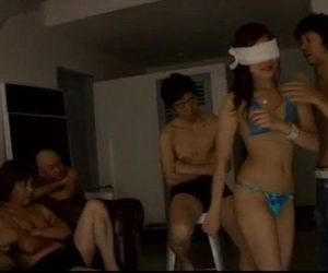 Asian group porn with sleazy..
