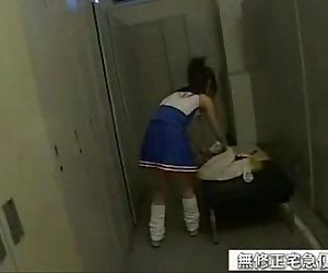 japanese schoolgirl fucked in the..