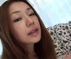 Serina Hayakawa pleases wth her..