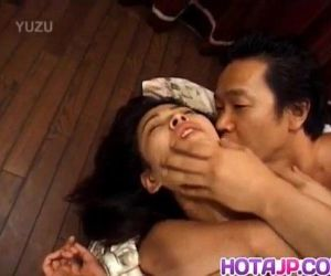 Japanese AV Model loves having..