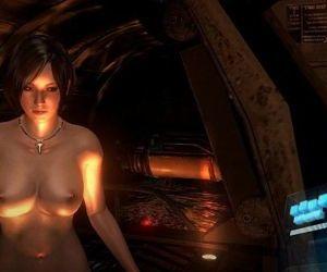 Ada Wong Nude Mod - Resident Evil..