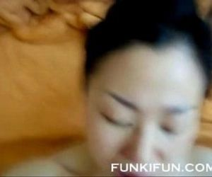 Asian wife fucked - 18 min