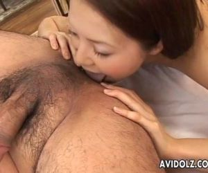 Sexy Hinayo Motoki wildest..