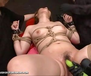 Extreme Uncensored Japanese BDSM..