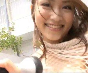 Kinky Japanese Iori Miduki Gets..