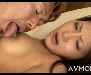 Milf cums from large sex tool - 5..
