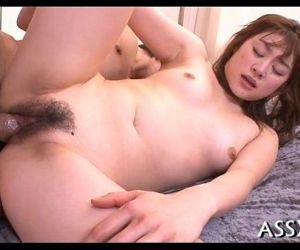 Lively oriental group-sex - 5 min
