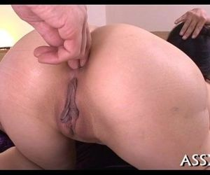 Amazing japanese anal riding - 5..