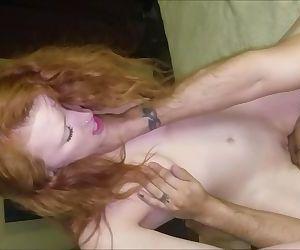 Slut Wife Aleigha James Fucks 2..
