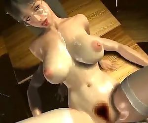 Umemaro 3D Hentai Crazy Female..