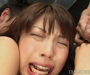 Submissive Young Japanese Teen..