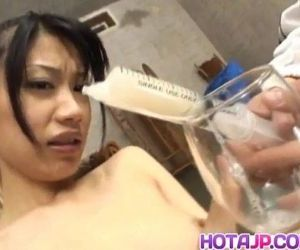 Miki Uehara gets sex toys and..