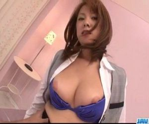 Hard sex with Asuka Japanese mom..