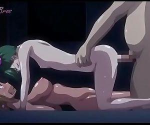 hentai sex party lesbian 5 min