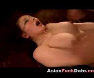 Japanese Mature Woman Going Wild..