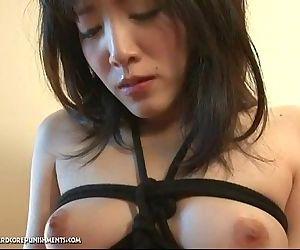 Japanese Bondage Sex - Rie Ayase..