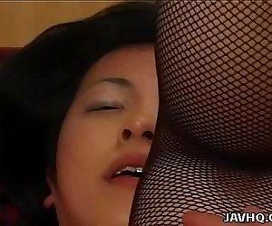 Sexy Sayaka Minami fucked hard -..