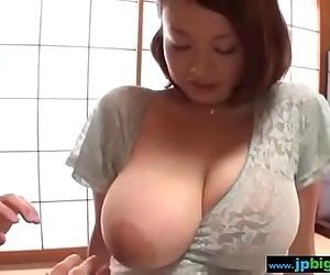 Busty japanese..