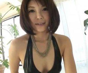 Lovely Azumi has a cock addiction..