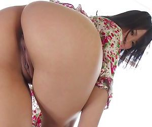 Beautiful Young Asian Girl Gives..