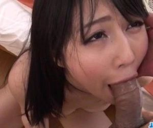 Reo Saionji amazes with her..