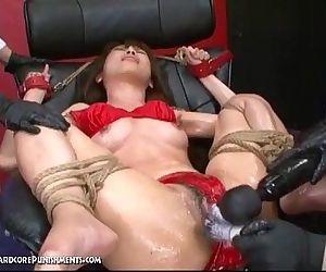 Japanese Bondage Sex - Extreme..