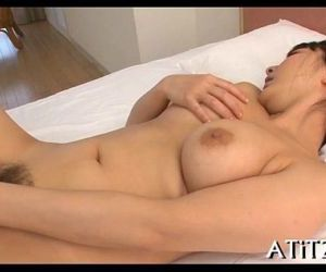 Oriental nurses wicked titty fuck..