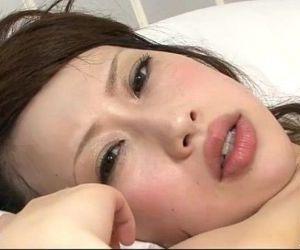 Cock loving Kanae Serizawa is on..