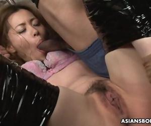 Kinky fuck doll, Yui Tachiki got..