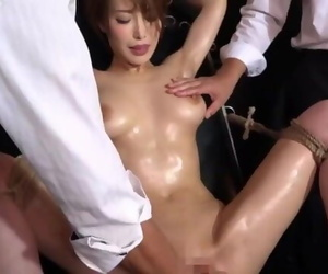 Japanese Gangbang..