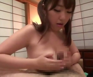 Taboo Japanese BBW Blowjob and..