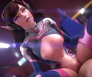 Overwatch Porn Compilation - 2018